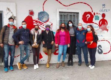 Arte y Cambio Social con el poeta Juan Cuevas