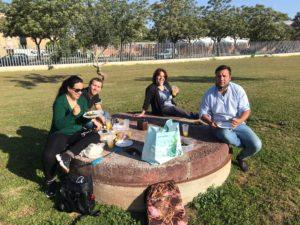 Día del idioma en el parque Guadaíra