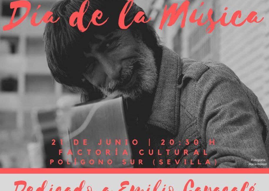 Cartel Día de la Música