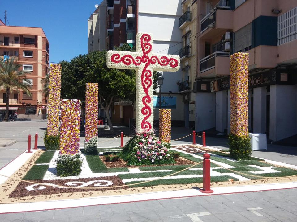 Ejemplo Cruz de Mayo