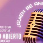 El jueves 1 de julio, Micro Abierto con actuaciones en la AFO de Polígono Sur