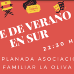 Cine de verano en la Oliva