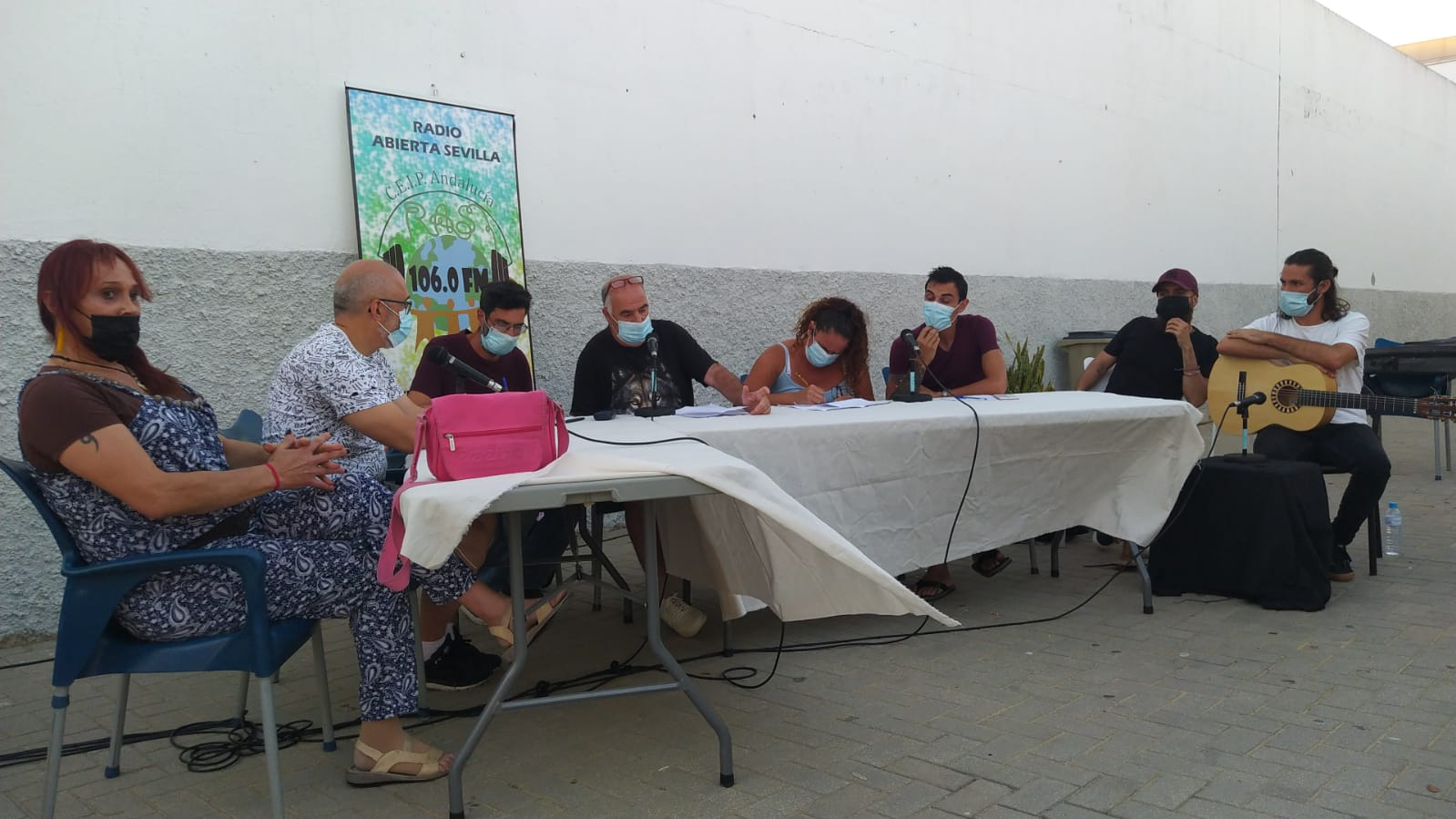 Diversidad en la comunidad(es) de Polígono Sur